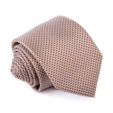 Béžová kravata Greg 92927