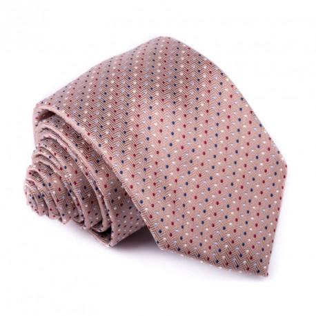 Béžová kravata Greg 92928