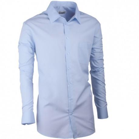 Pánská modrá kravata Greg 94005