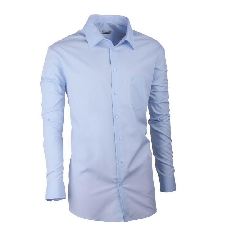 Pánská modrá kravata Greg 94005, Velikost Uni