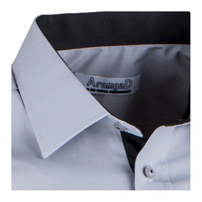 Růžovofialová kravata Rene Chagal 96018, Velikost Uni