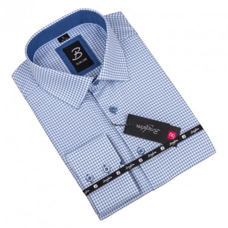 Košile Brighton modrá 1137