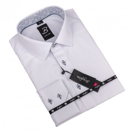 Košile Brighton bílá 110038