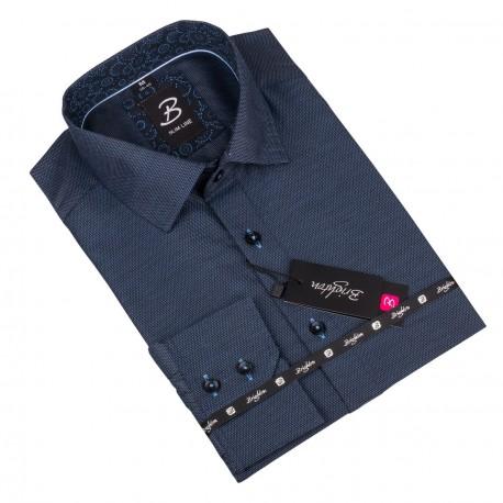 Košile Brighton modrá 109957