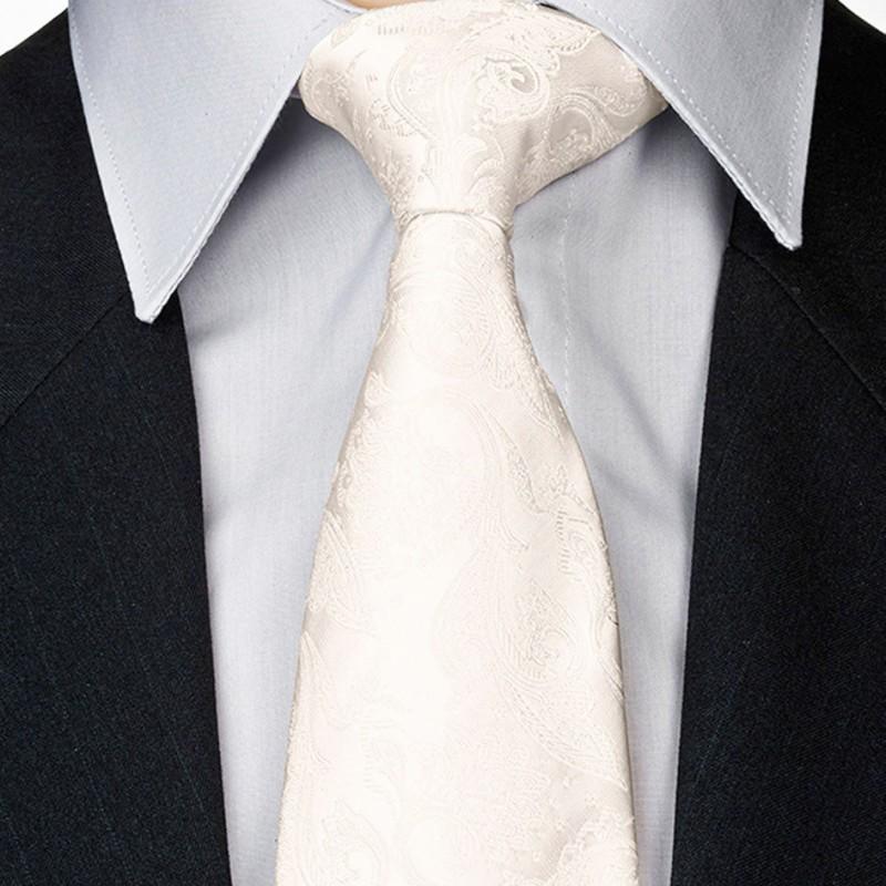 Černá slim fit kravata Greg 99128, Velikost Uni