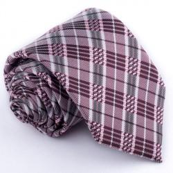 Růžovofialová kravata Rene Chagal 96018