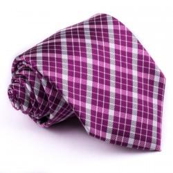 Fialová kravata Greg 96033